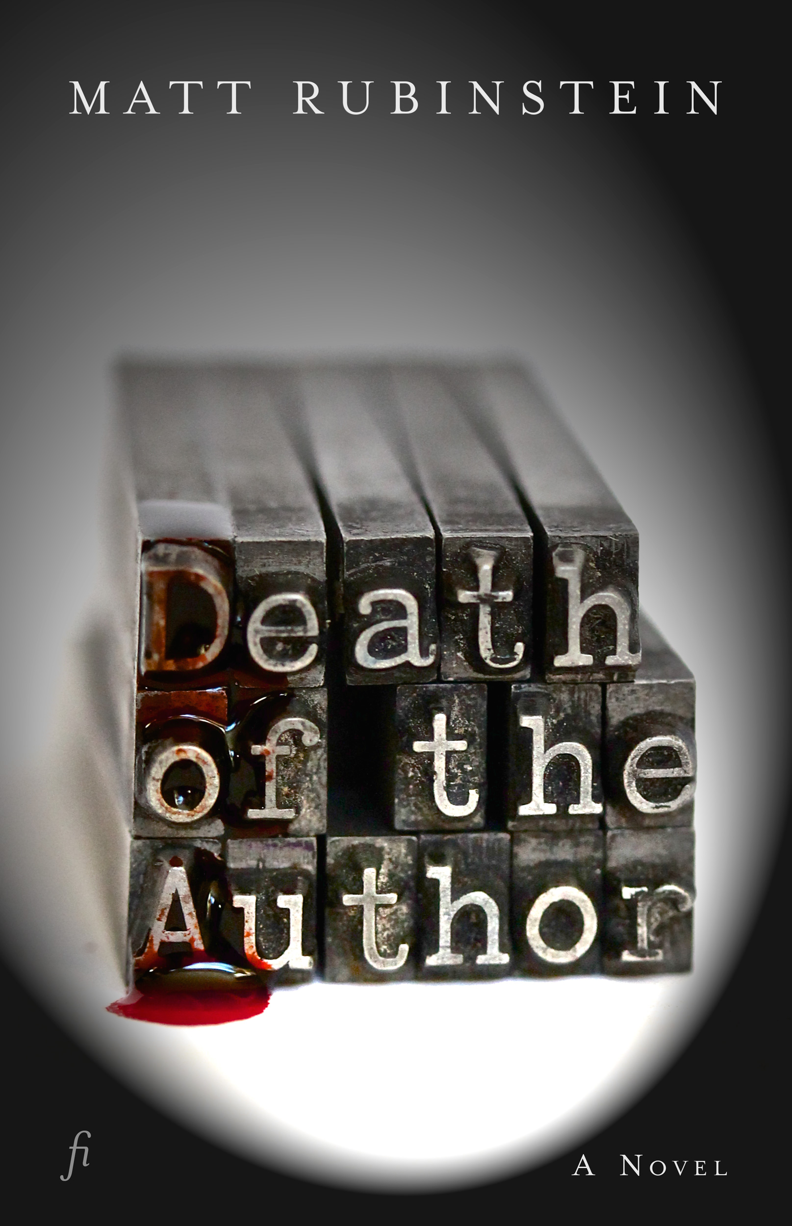 Death of the Author Dark x2500